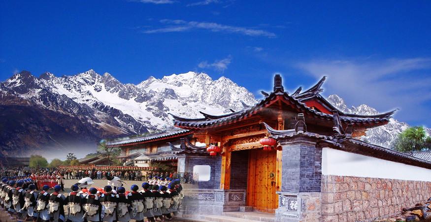 Baisha Ancient Town Lijiang