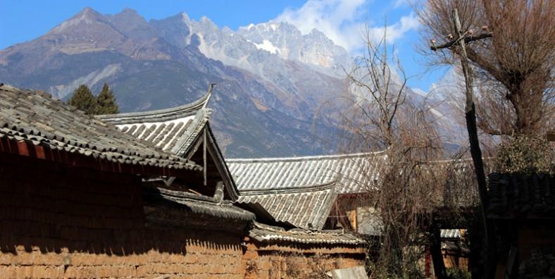 1 Day Lijiang Cycling Tour from Lijiang Old Town to Shuhe, Baisha and Yuhu Village