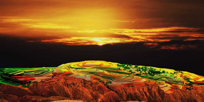 5 Days Kunming City Tour With Jiaozi Snow Mountain And Dongchuan Red Land