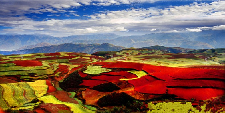 10 Days Yunnan Classic Tour with Dongchuan Red Land Photography