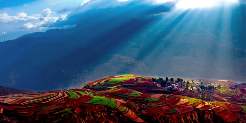 1 Day Kunming Dongchuan Red Land Tour