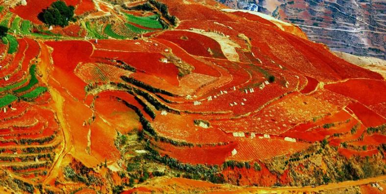 2 Days Dongchuan Red Land Photography Tour