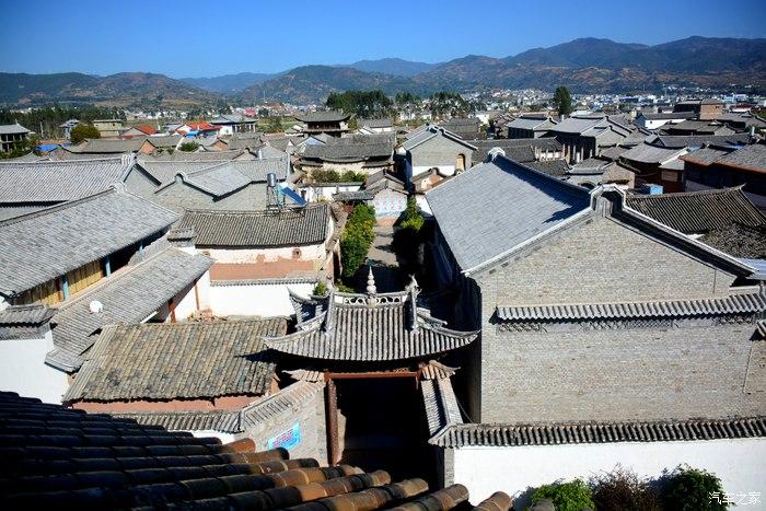 Xincun Mosque in Weishan County, Dali
