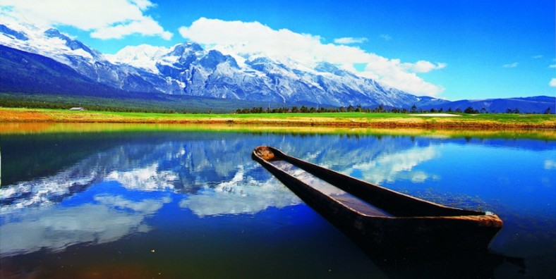 1 Day Lijiang Jade Dragon Snow Mountain Tour with Impression Lijiang Show