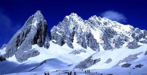 The Glacier Park of Jade Dragon Snow Mountain, Lijiang