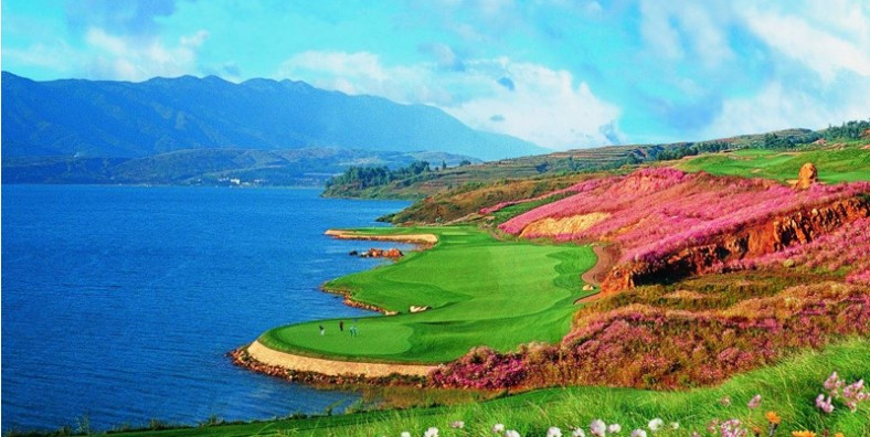 5 Days Kunming Spring City Golf Course and Lake Resort Tour