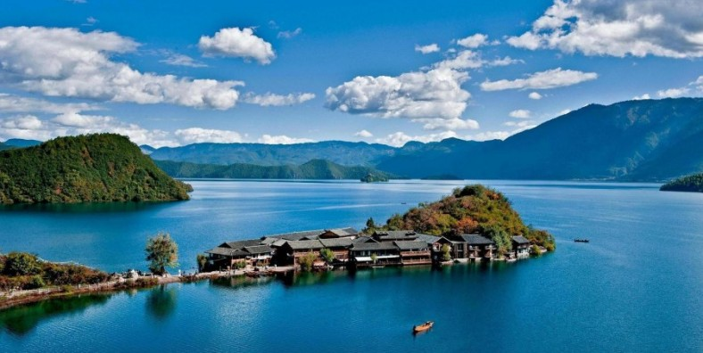 10 Days Yunnan Classic Tour with Holy Lugu Lake (Departure from Lugu Lake Airport)