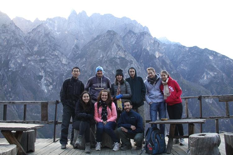 Bendiwan Village of Tiger Leaping Gorge