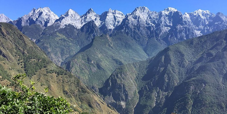 1 Day Lijiang to Shangri-la Tour with The First Bend of Yangtze River and Tiger Leaping Gorge