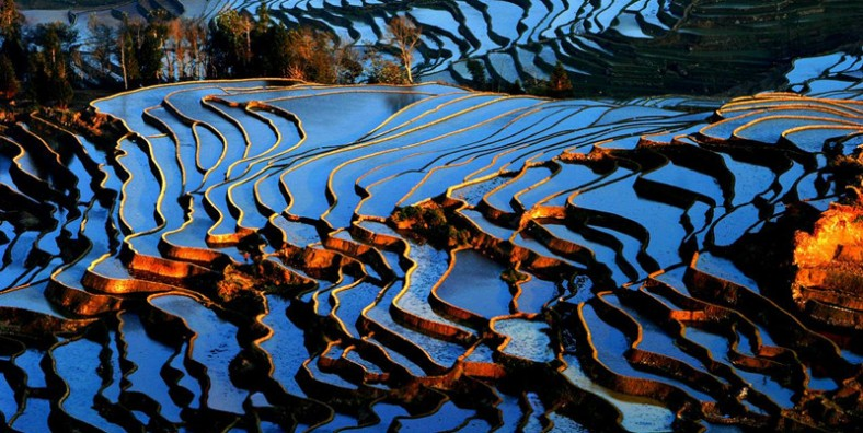 2 Days Yuanyang Hani Rice Terraces Tour at a glance