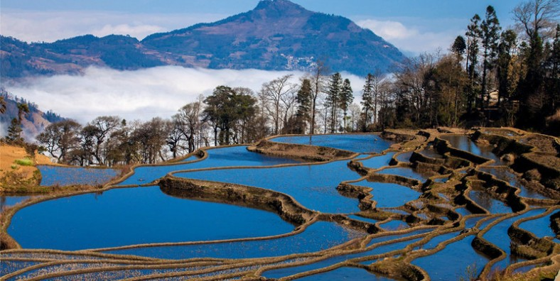11 Days Yunnan Classic Tour with Jianshui Old Town and Yuanyang Hani Rice Terraces