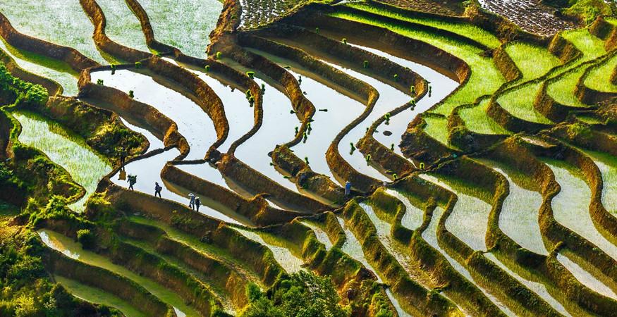How to Get to Yuanyang County (Nansha Town) from Kunming