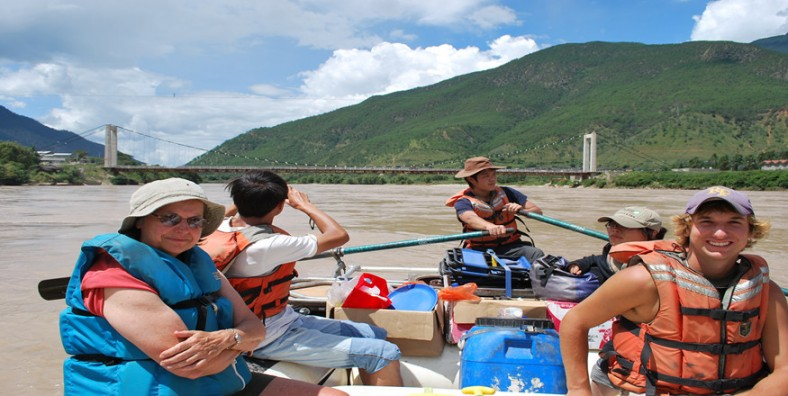 3 Days The First Bend of Yangtze River Rafting and Tiger Leaping Gorge Tour
