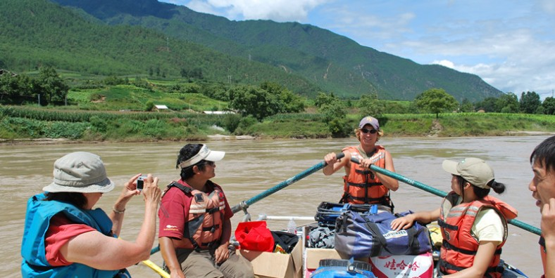 10 Days Yunnan Classic Tour with the Upper Yangtze River Rafting Tour